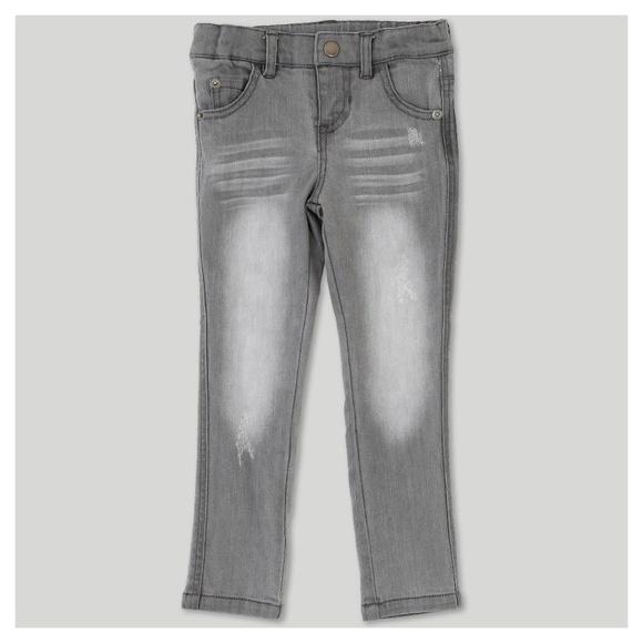 Afton Street 5t Gray Skinny Jeans Bottoms